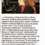 La Sicilia 24 aprile 2014