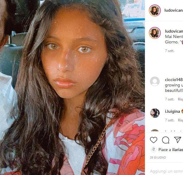 La malattia e i pellegrinaggi a Medjugorje della giovane attrice Ludovica  Nasti - Rita Sberna